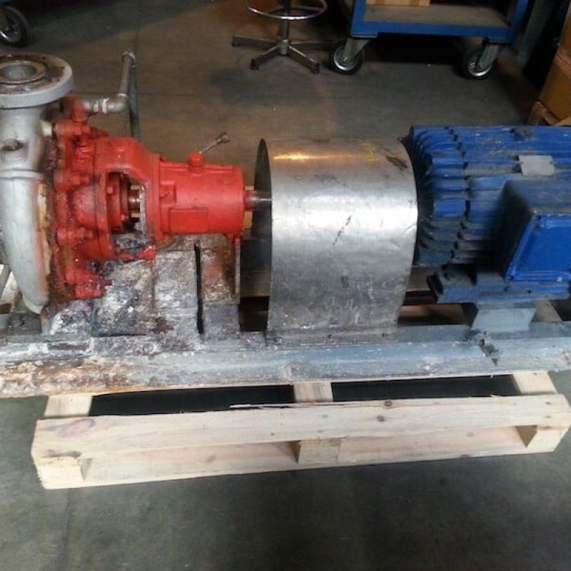 riparazione pompe 21