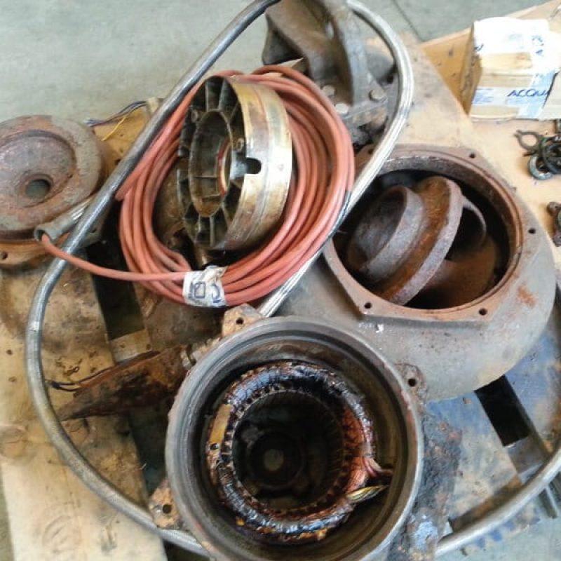 riparazione pompe 1