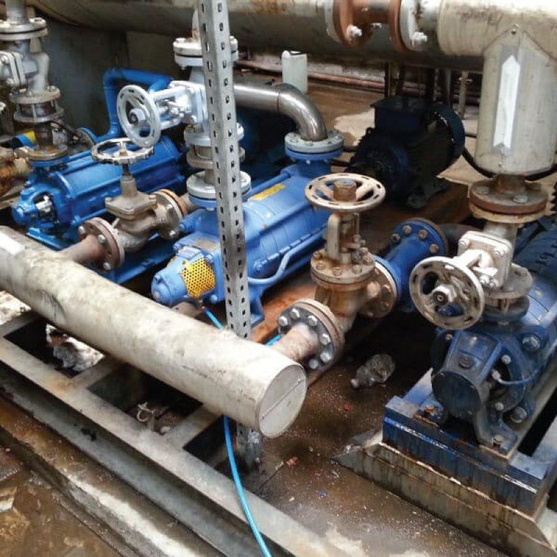 riparazione pompe 12