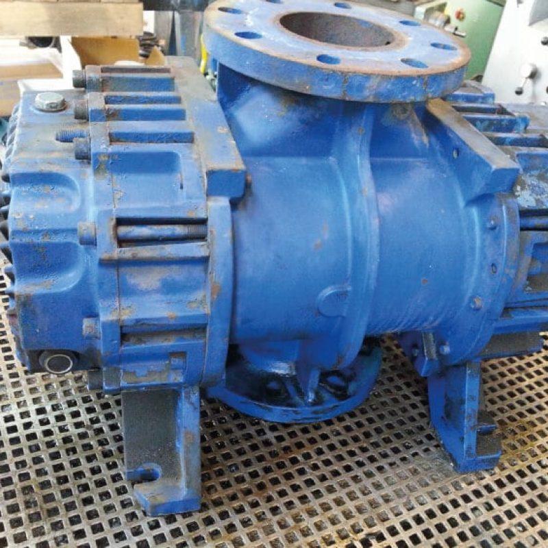 riparazione pompe 34